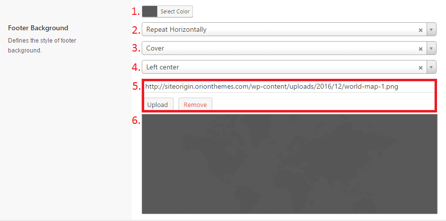 How to Modify the Footer of Your WordPress Theme – Orion Themes